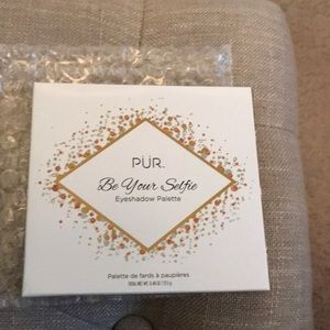 NWT PUR Be Your Selfie eyeshadow palette; 9 colors